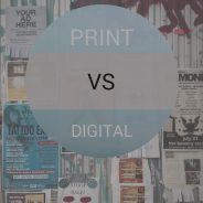 Digital vs Print Advertising in 2018: How do they compare?